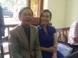 Đại gia Lê Ân cùng vợ trẻ kém 55 tuổi hạnh phúc nhận tin thắng kiện con trai riêng