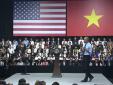 Toàn văn bài 'truyền lửa' của ông Obama cho thủ lĩnh trẻ tại Sài Gòn