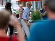 Tổng thống Obama vội vã 'hẹn hò' cùng vợ sau chuyến công du dài ngày tại Châu Á