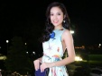 Hoa hậu Kỳ Duyên rạng rỡ như 'nữ thần biển' với váy siêu xinh