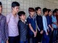 Khánh Hòa: 'Biệt đội' cầm tuýp sắt, dao quay truy sát bừa bãi trên đường