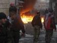 Tình hình chiến sự Syria mới nhất: IS tấn công quân nổi dậy ở Bắc Syria