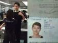 Song Joong Ki bị fan cuồng Trung Quốc tung ảnh hộ chiếu đậm chất 'ngố tàu'