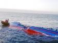 Chìm tàu cá 6 tỉ lớn nhất Đà Nẵng: 2 ngư dân mất tích giữa trập trùng sóng nước