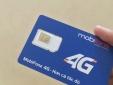 Giá cước 4G của Mobifone thấp nhất là 120.000 đồng/tháng