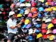 Cách nhận biết mũ bảo hiểm đạt tiêu chuẩn