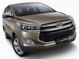 Cận cảnh chiếc xe Toyota Innova 2016 vừa 'cập bến' tại Việt Nam