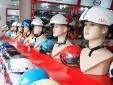 Những lời 'gan ruột' của doanh nghiệp chân chính sản xuất mũ bảo hiểm.