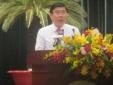 Ông Nguyễn Thành Phong tái đắc cử chức Chủ tịch TP.HCM với số phiếu tuyệt đối