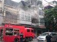 30 phút 'diệt giặc lửa', cứu nhà 5 tầng ở phố cổ Hà thành