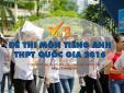Đề thi môn Tiếng Anh tốt nghiệp THPT Quốc gia năm 2016