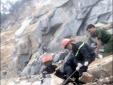 Thanh Hóa: Lại sập mỏ đá làm 1 người chết, 1 người bị thương nặng