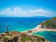 Mê mệt bãi tắm đôi duy nhất ở Việt Nam