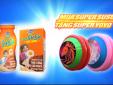 Vinamilk khuyến mãi: Mua Super Susu - Tặng super yoyo