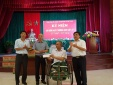 Tân Hiệp Phát cùng đoàn Thanh tra 6 Bộ ngành thăm tặng quà thương binh nặng