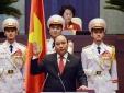 Hôm nay Thủ tướng nước CHXHCN Việt Nam tuyên thệ nhậm chức