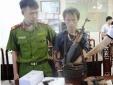 Nghệ An: Dùng súng bắn trả công an, 'trùm' ma túy vẫn không thoát