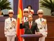 Toàn văn phát biểu nhậm chức của Thủ tướng Nguyễn Xuân Phúc