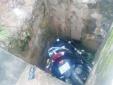 Đau đớn phát hiện thi thể đại úy công an bị xe máy đè dưới cống Kinh Ba