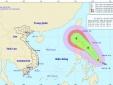 Dự báo thời tiết ngày mai 31/7: Áp thấp nhiệt đới có thể mạnh thành bão
