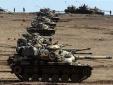 Tình hình chiến sự Syria mới nhất: Xe tăng Thổ Nhĩ Kỳ rầm rập tiến vào Syria