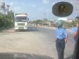 Đình chỉ hai thanh tra giao thông nhận tiền 'bồi dưỡng'