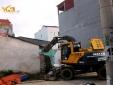 Viện Kiểm sát, CATP. Lạng Sơn vào cuộc vụ 'xã hội đen' đưa máy xúc đập phá nhà dân