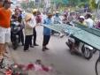 Sau vụ bé trai bị tôn cứa cổ tử vong: CSGT ra quân dẹp 'hung thần'