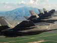 Tiêm kích tối tân của Không quân Mỹ F-35A bị cháy khi đang tập trận