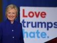 New York Time công khai ủng hộ bà Hillary Clinton vào Nhà Trắng