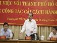 Phó Thủ tướng Trương Hòa Bình làm việc với TP.HCM về phòng chống tham nhũng, lãng phí