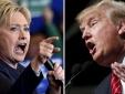 Xem cuộc tranh luận trực tiếp giữa Hillary Clinton và Donald Trump ở đâu?
