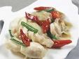 Bong bóng cá xào dưa chua: Món nhậu 'khoái khẩu' dân nhậu Hà Thành
