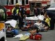 Khiếp hoảng tai nạn tàu hỏa tại Mỹ, hơn 100 người thương vong