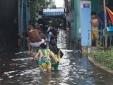 Tp. Hồ Chí Minh: Tiềm ẩn nhiều nguy cơ mắc bệnh da liễu vì lội 'sông'