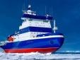 Chiêm ngưỡng hình ảnh tàu phá băng hạt nhân Arktika mạnh nhất hành tinh