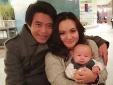 Người thân tiết lộ hình ảnh chồng con bé Xuân Mai