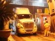 Xe container đâm chết người bỏ trốn ngay trong đêm