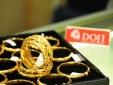 Giá vàng hôm nay 21/10: Giá vàng quay đầu giảm mạnh