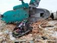 Máy bay trực thăng Mi-8 Nga rơi chỉ 3 người sống sót