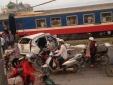 Tai nạn tàu hỏa ở Thường Tín: Nhân chứng kể lại phút kinh hoàng
