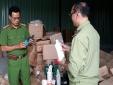 Mỹ phẩm gắn mác 'hàng hiệu' từ Móng Cái về phân phối ở Hà Nội