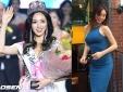 Nhan sắc tân hoa hậu Hoàn vũ Hàn Quốc được khen ngợi vì quá sexy