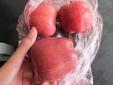'Đội lốt' táo Mỹ, táo lạ tràn ngập chợ quê