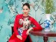 Facebook sao Việt hôm nay: Phạm Hương xinh đẹp trong tà áo dài