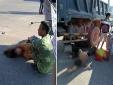 Tai nạn giao thông nghiêm trọng ngày 2/12: Hai nam sinh bị xe tải kéo lê hàng chục mét