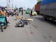 Tai nạn giao thông ngày 4/12: Xe khách va xe máy, 3 người thương vong