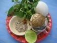 Ăn nhiều trứng vịt lộn nguy hại khôn lường