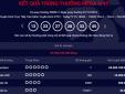 Xổ số Vietlott: Xác định được địa điểm phát hành vé số trúng gần 70 tỷ