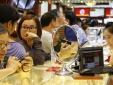 Giá vàng trong nước ngày 9/12: Đà giảm giảm mạnh, 'chơi vơi' ở ngưỡng 36 triệu